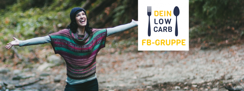 Dein Low Carb-Facebook-Gruppe