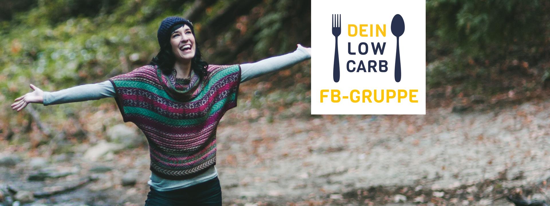 Dein Low-Carb-Facebook-Gruppe