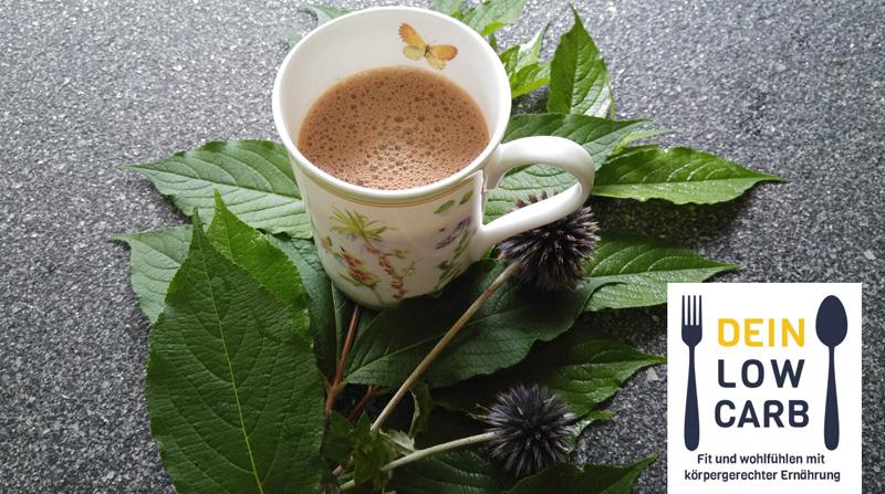heisse Schokolade - Keto-Kakao